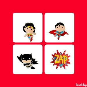 Origami Owl Justice League Charms